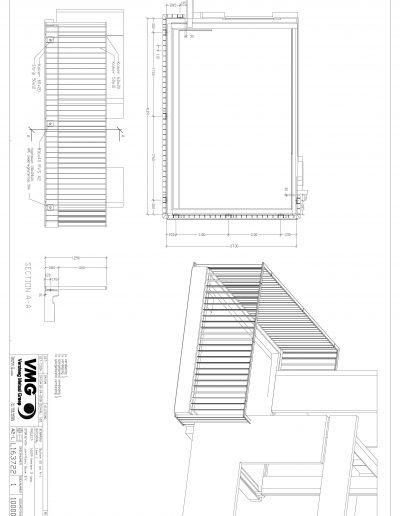 Balkon-Fence